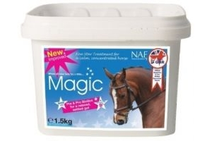 NAF Five Star Magic Horse Calmer Supplement, 1.5 kg