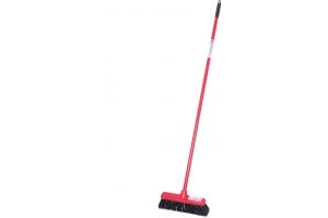 Red Gorilla Broom 30cm Red