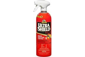 WF Young Absorbine Ultrashield Red Insecticide Repellent Spectrum Control Spray