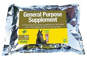 NAF General Purpose Supplement Vitamin Whey Protein Powder 2kg