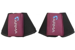 Arma Neoprene Over Reach Boots Plum
