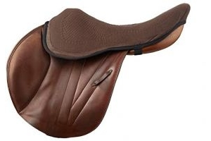 Acavallo Unisex's Brown Gel in Seat Saver Large