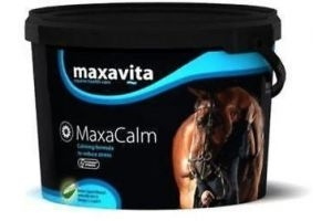 Maxavita MAXACALM Calming Supplement for Horses Fast Acting 1 Months Supply 900g