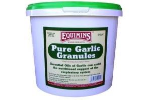 Equimins Unisex's EQS0288 Garlic Granules, Clear, 5 kg