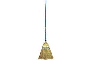 Red Gorilla - Corn Broom Large - Blue