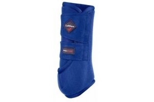 LeMieux ProSport Support Boots Benetton Blue