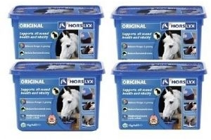 Horslyx Original Lick Refill 4 x 5kg Horse Food Feed Great Price £13.50 Each