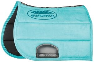 WeatherBeeta Elite All Purpose Saddle Pad Turquoise