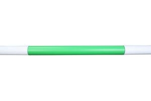 Classic Showjumps 3 Band Jump Pole Lime