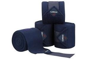 LeMieux Luxury Polo Bandages - Navy, Full
