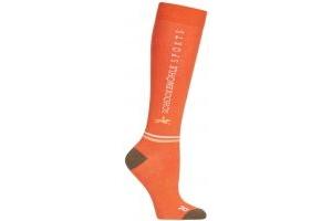 Schockemohle Ladies Sporty Socks Mandarine