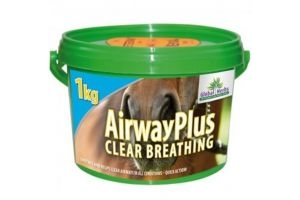 Global Herbs Airway Plus Horse Supplement 1kg