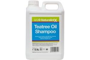 NAF Naturalintx Teatree Oil Shampoo: 2.5 Litre