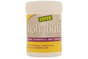 Global Herbs Unisex's Alphabute Super 100g, Clear, 100 g