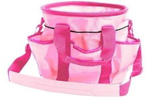 Roma Grooming Carry Bag: Pink