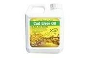 Natural Animal Feeds NAF I Cant Believe Its Not Cod Liver Oil: 1L by Natural Animal Feeds