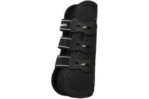 WeatherBeeta Pro Air Open Front Boots Black