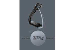 Freejump Soft Up Pro, Black/silver