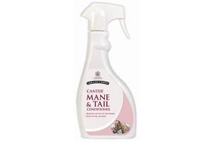 Horse Mane & Tail Conditioner Spray For Glossy Tangle-Free Finish. Carr, Day, Martin (1 Litre Spray)