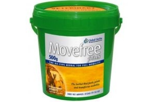 Global Herbs Movefree Plus for Horses 500g