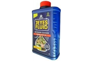 1 Litre Jeyes Fluid Multi Purpose Outdoor Disinfectant Cleaner New Formula