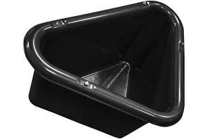 Stable Kit Unisex's Corner Manger, Black, Regular