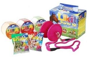 Likit Unisex's Glitter Pink Starter Kit, Regular