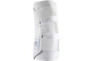 Woof Wear Dressage Wraps - White, Medium