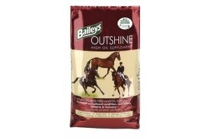 Baileys Outshine High Oil Supplement 6.5 kg Horse Food feed
