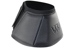 Woof Wear Sports Club Over Reach Boots - Velcro fastening - Small - Black