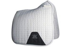 Woof Wear Toklat Dressage Saddle Pad, White