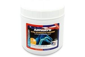 Equine America Airways xtra Strength Powder Breathing Horse Supplements 454G