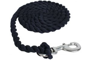 Shires Wessex Leadrope Navy