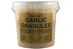 Gold Label Unisex's Garlic Granules, Clear, Regular