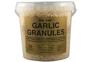 Gold Label Unisex's Garlic Granules, Clear, Regular