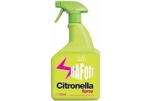 NAF Off Citronella Spray Horse Protection From Midge Flies etc UK SUPPLIER 750ml