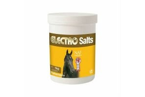 NAF Electro Salts - Replace lost Sweat - 1KG FREE Delilvery
