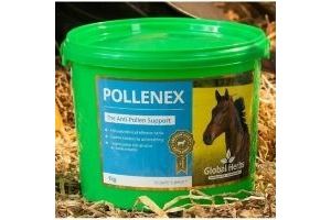 Global Herbs Zephyr PolleneX Supplement  1 KG Soothes irritation New Stock