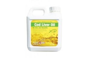 NAF Can't Believe It's Not Cod Liver Oil 1L