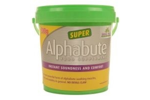 Global Herbs Alphabute Super Horse Joint Supplement x Size: 400 Gm