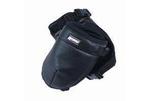 Roma Deluxe Knee Boots Cob Black
