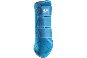 Woof Wear Dressage Wraps Small Turquoise