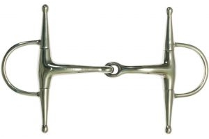 Korsteel Full Cheek Snaffle
