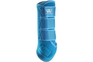 Woof Wear Dressage Exercise Wrap Medium Turquoise