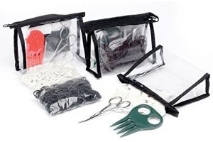 Lincoln Plaiting Kit Black