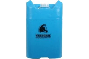 Warhorse Maxi Square Water Container Blue