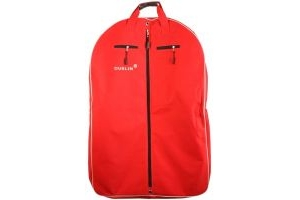 Dublin Imperial Coat Bag Red/Cream