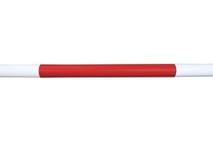 Classic Showjumps 3 Band Jump Pole Red