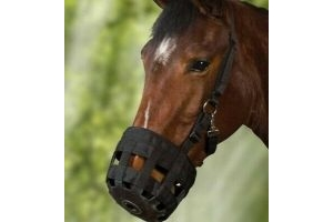 ROMA GRAZING MUZZLE BLACK FULL