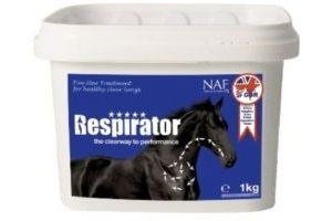 Naf Naf NAF - Five Star Respirator Horse Airways Supplement x Size: 1 Kg